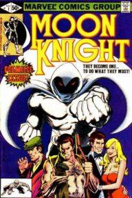 Moon Knight (1980 1st Series)