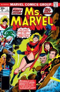 Ms. Marvel (1977 1st Series)