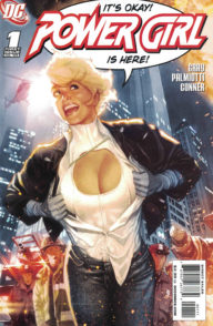 Power Girl (2009 2nd Series)