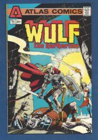 Wulf the Barbarian ( Atlas Comics)
