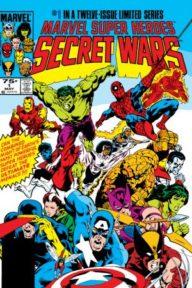 Marvel Super Heroes Secret Wars (1984)