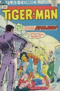 Tiger-Man (Atlas Comics)