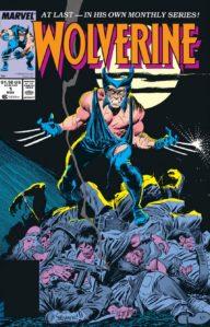Wolverine (1988 1st Series)