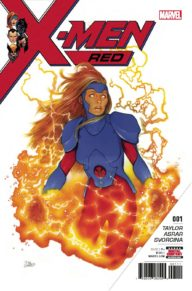 X-Men Red (2018)