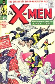 Uncanny X-Men ( 1st Series)