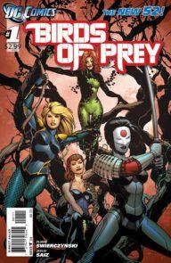 Birds of Prey (3rd Series)