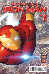 Invincible Iron Man (2nd Series)