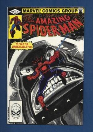 Amazing Spider-Man #230 VG