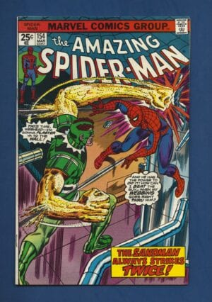 Amazing Spider-Man #154 VF-