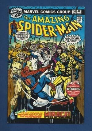 Amazing Spider-Man #156 FN
