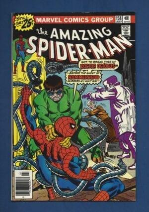 Amazing Spider-Man #158 VG/FN
