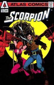 Scorpion (1975 Atlas Comics)