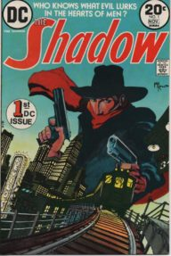 Shadow (1st Series DC Comics)