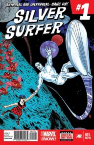 Silver Surfer (2014 5th Series)