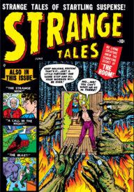 Strange Tales (1951 1st Series)