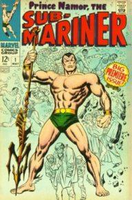 Sub-Mariner (1968 1st Series)