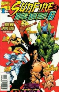 Sunfire and Big Hero Six (1998 1st Series)