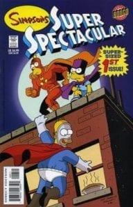 Simpsons Super Spectacular (Bongo Comics)