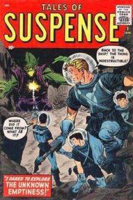Tales of Suspense (1959 1st Series)