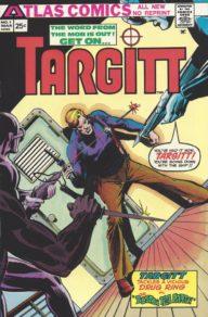 Targett (1975 Atlas Comics)