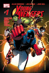 Young Avengers (2005 1st Series)