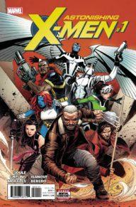 Astonishing X-Men (2017 4th Series)