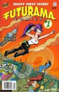 Futurama Comics (Bongo Comics)