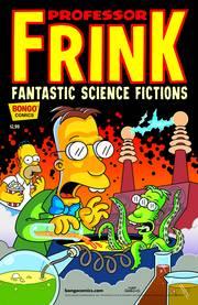 Professor Frink Fantastic Science Fictions (Bongo Comics)