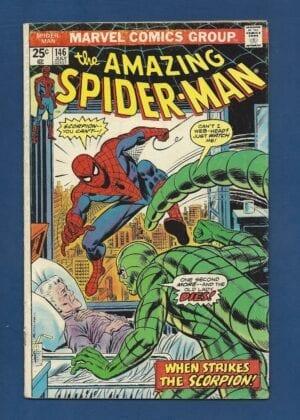 Amazing Spider-Man #146 VG