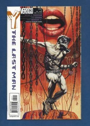 Y: The Last Man #5