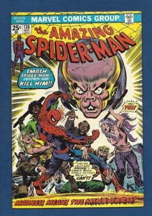 Amazing Spider-Man #138 VG/FN