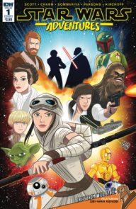 Star Wars Adventures (2017 IDW)
