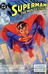 Superman the Man of Steel (1991 1st Series)