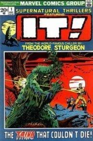 Supernatural Thrillers (1972 Marvel)