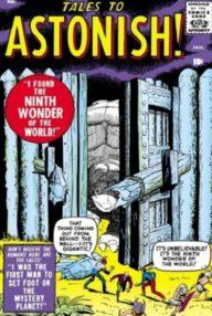 Tales to Astonish (1st Series)