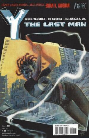 Y: The Last Man #38