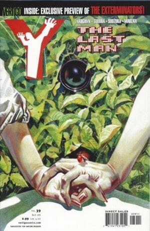 Y: The Last Man #39