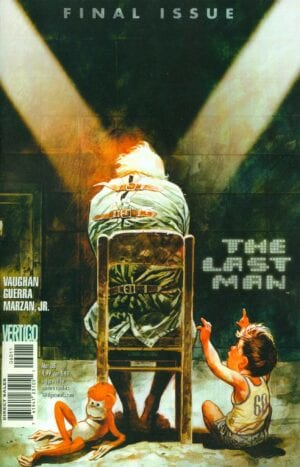 The Last Man #60