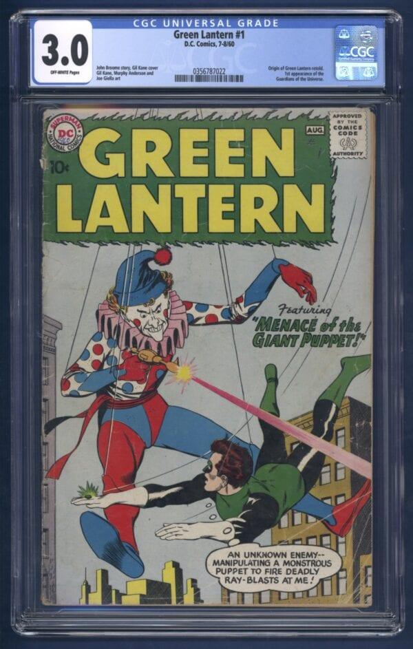 Green Latern