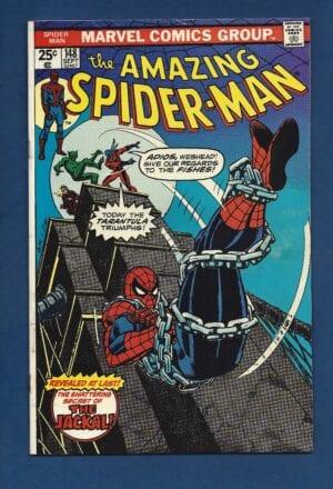 Amazing Spider-Man #148 VG+