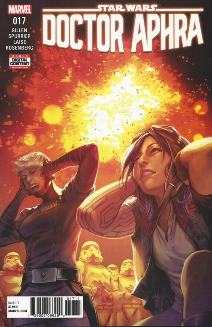 Doctor Aphra #10 40th Anniversary Variant NM Star Wars