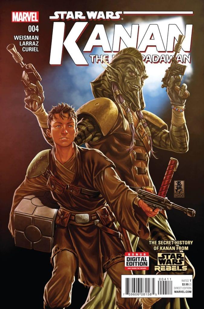 Star Wars Kanan #4 VF