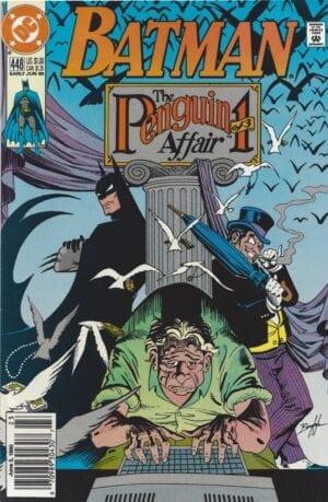 Batman #448 VF