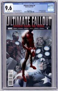 Ultimate Fallout comic